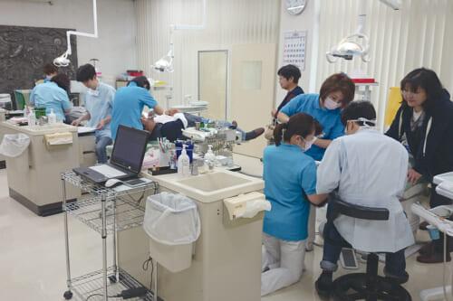 障がい者(児)歯科診療