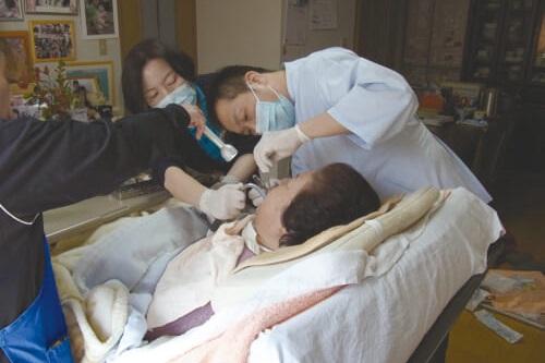 訪問歯科診療(往診)